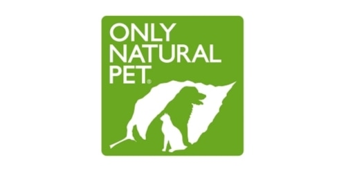 Only Natural Pet coupon
