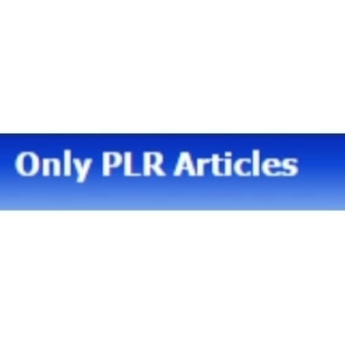 Only PLR Articles