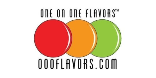 One on One Flavors coupon