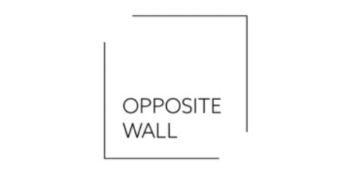 Opposite Wall coupon