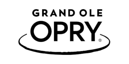Grand Ole Opry coupon