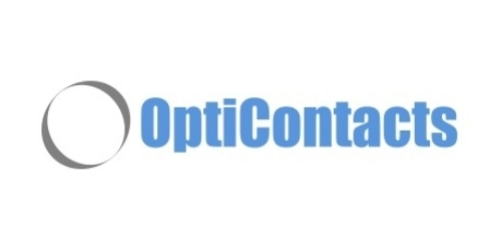 OptiContacts.com coupon