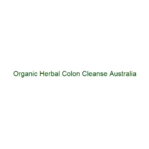 Organic Herbal Colon Cleanse