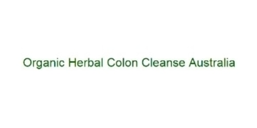 Organic Herbal Colon Cleanse coupon