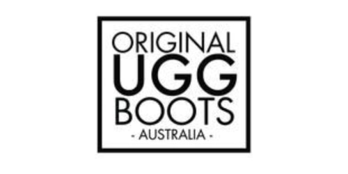 Original UGG Boots coupon
