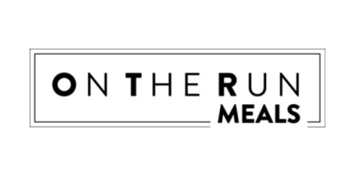 On The Run Meals coupon