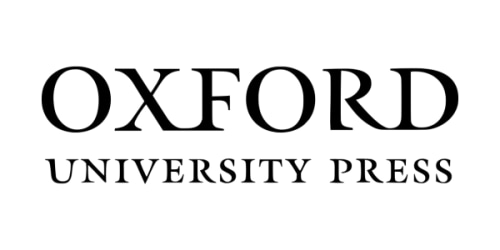Oxford University Press coupon