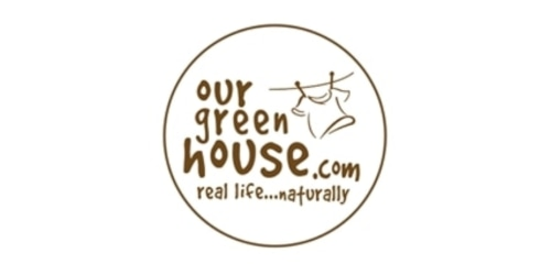 Our Green House coupon