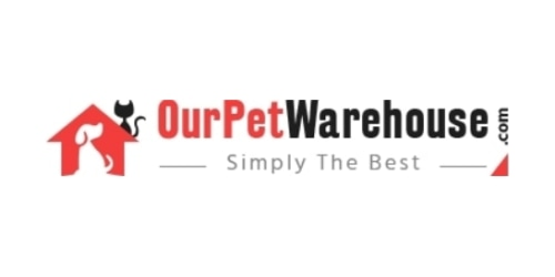 OurPetWareHouse coupon