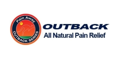 Outback Pain Relief coupon
