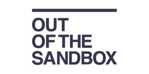 Out of the Sandbox coupon