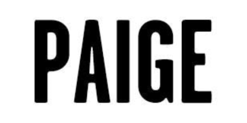 Paige coupon
