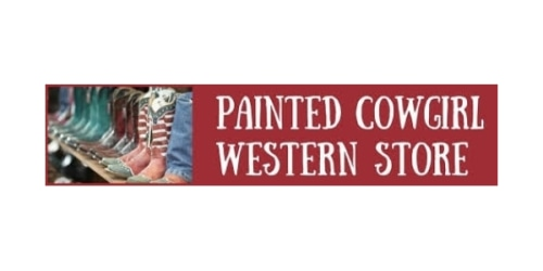 Painted Cowgirl Western Store coupon