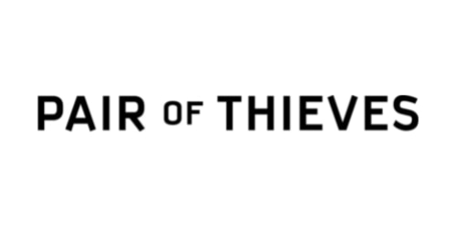 Pair of Thieves coupon