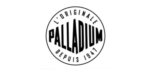 Palladium Boots coupon