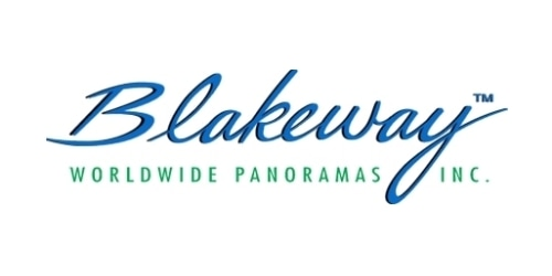 Blakeway Worldwide Panoramas coupons
