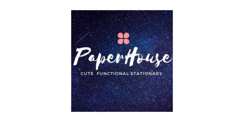 PaperHouse coupon