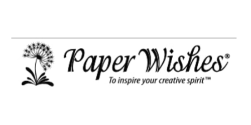 Paper Wishes coupon