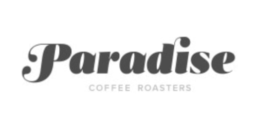 Paradise Coffee Roasters coupon