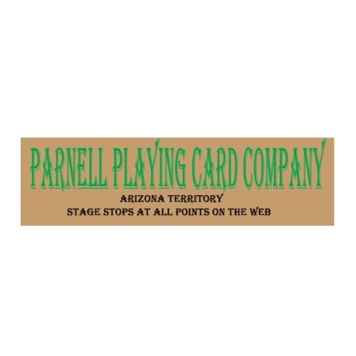 Parnell Playing Card