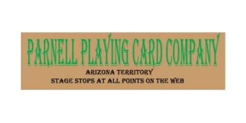 Parnell Playing Card coupon