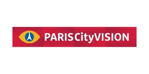 ParisCityVision.com coupon