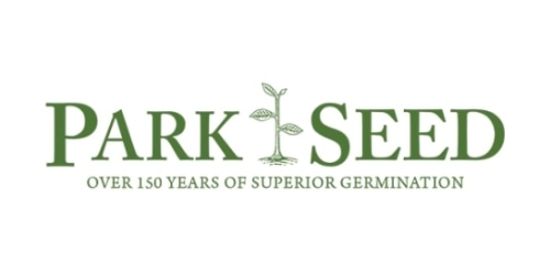 Park Seed coupon