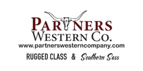 Partners Western Company coupon