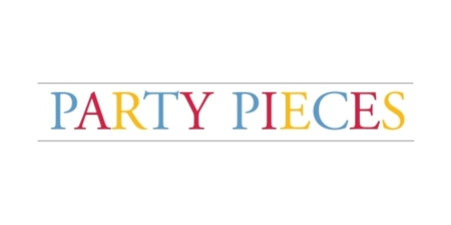 Party Pieces coupon