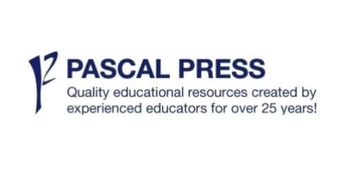Pascal Press coupon