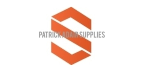 Patrick Adair Supplies coupon