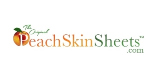 PeachSkinSheets coupon
