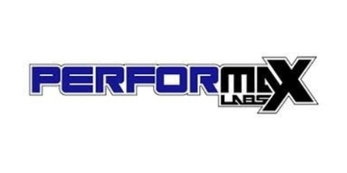 Performax Labs coupon