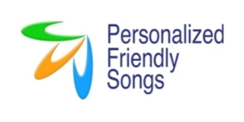 Personalized Friendly Songs coupon