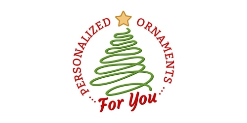 Personalized Ornaments For You coupon