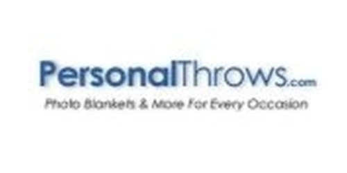 PersonalThrows.com coupon