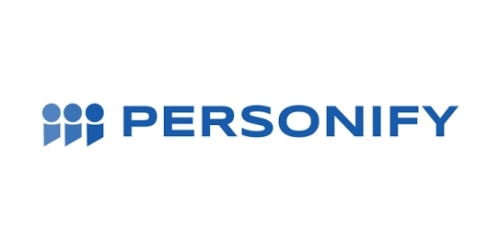 Personify coupon