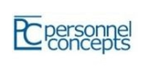 Personnel Concepts coupon