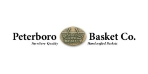 Peterboro Basket Company coupon