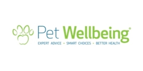 Pet Wellbeing coupon