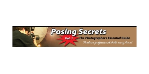 Photography Posing Secret coupon