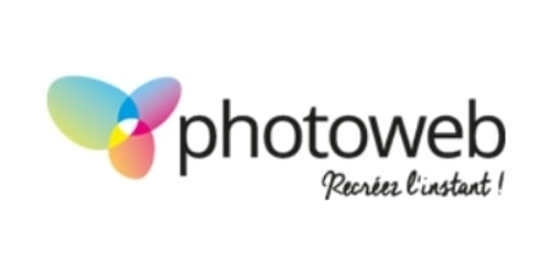 Photoweb FR coupon