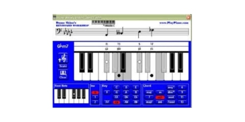 Piano Chords coupon