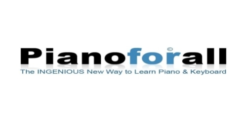 Piano For All coupon