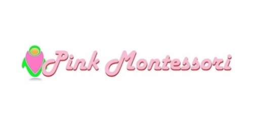 Pink Montessori coupon