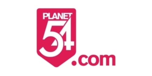 Planet54 coupon