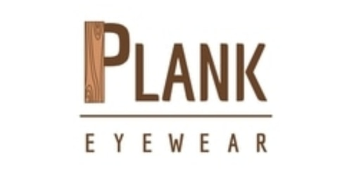 Plank Eyewear coupon