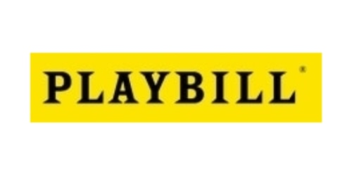 Playbill coupon