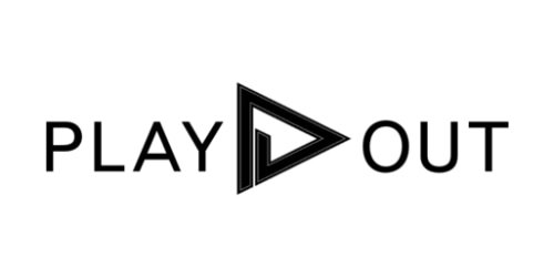 Play Out Apparel coupon