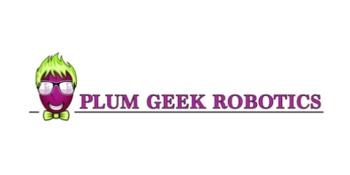 Plum Geek Robotics coupon